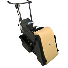 TILEZE 6000 automatic grout clean-up machine