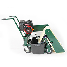 TZ 8000 outdoor automatic grout clean-up machine