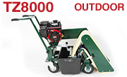 TZ 8000 Outdoor Grouter